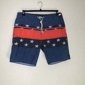 "Rip Curl LayDay Mid Leg 20"" Board Shorts Waist 38"